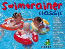 Mokomieji plaukimo ratai nuo 3 mėnesių iki 8 metų.