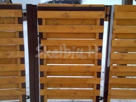 Kiemo vartai, varteliai prekyba, montavimas