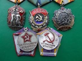 Perku ženkliukus, CCP Ordinus, Apdovanojimus