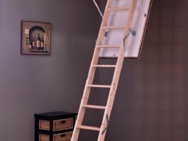 Palėpės laiptai Minka Tradition 60x120cm