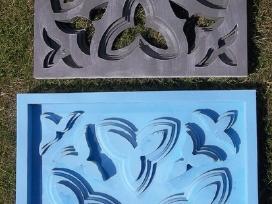 Dvikomponentė silikoninė guma