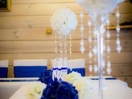 Stalų dekoravimas - nuotraukos Nr. 7