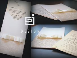Kvietimų, stalo kortelių gamyba - nuotraukos Nr. 10