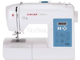 Naujos siuvimo mašinos Singer - nuotraukos Nr. 10