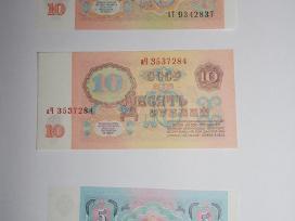 Rubliai bankinio stovio - nuotraukos Nr. 2
