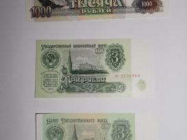 Rubliai bankinio stovio - nuotraukos Nr. 3