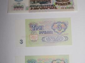 Rubliai bankinio stovio - nuotraukos Nr. 4