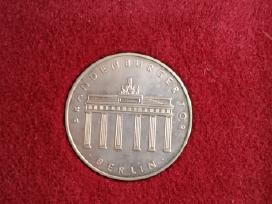 Vokiskas medalis Branderburgo Vartai Berlynas 1967
