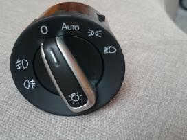 Vw ir A6 šviesų jungiklis su auto įjungimu