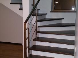 Laiptai Laiptu gamyba medzio pakopos - nuotraukos Nr. 10