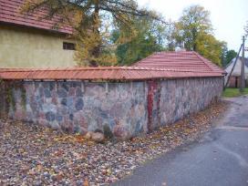 Akmens mūro darbai - nuotraukos Nr. 4