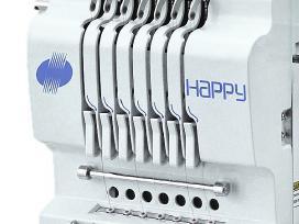 Nauja Happy Hch-701-30 siuvinėjimo mašina - nuotraukos Nr. 2