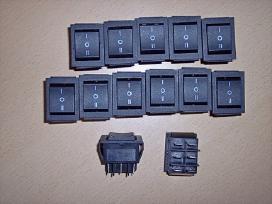 Elektronikos dalių ir komponentu išpardavimas - nuotraukos Nr. 10