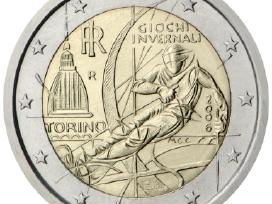 2eur. proginės monetos