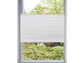 Plisuotos Žaliuzės, 50 x 100 cm, Baltos - vidaxl