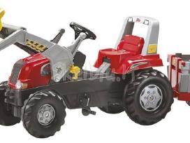 Nauji vaikiški traktoriai