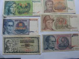 Banknotai Vokietija - nuotraukos Nr. 2
