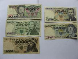 Banknotai Vokietija - nuotraukos Nr. 3