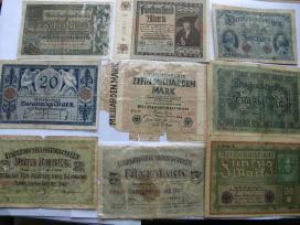 Vokiski banknotai po 2 eu - nuotraukos Nr. 2