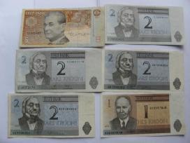 Vokiski banknotai po 2 eu - nuotraukos Nr. 5