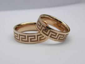 Vestuviniai žiedai-juvelyras Audrius