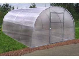 Polikarbonatiniai arkiniai šiltnamiai 3x4 3x6 3x8