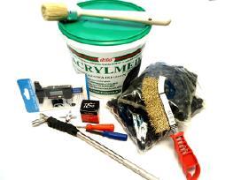 Aukščiausios kokybės padangų remonto medžiagos