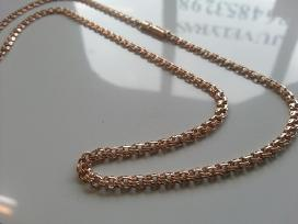 Auksine grandinele Bismark 15gr.