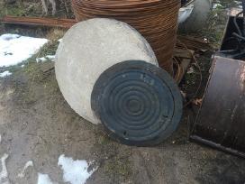 Parduodame šulinių žiedus, dangčius/kanalizacijai - nuotraukos Nr. 10