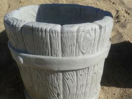 Išskirtinės betono Vazos skulptūros, fontanai Jums - nuotraukos Nr. 9