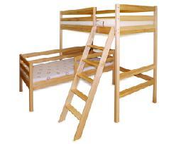 Vaikiškos lovytės saldžiam miegui