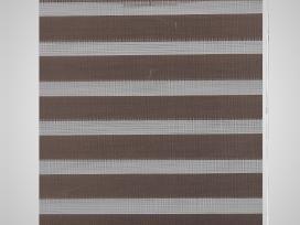 Zebra Žaliuzė, Roletas 90 x 150 cm, Kavos Spalvos