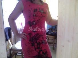 Linine suknele ryski labai grazi