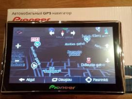 Nauja navigacija GPS Pioneer 7 coliu tik 80 euru