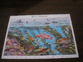 """Parduodu Jav pašto ženklus tema """"fauna """" - nuotraukos Nr. 3"""