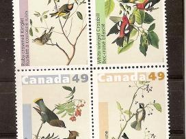 """Parduodu Kanados pašto ženklus tema """"fauna """" - nuotraukos Nr. 4"""