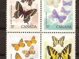 """Parduodu Kanados pašto ženklus tema """"fauna """" - nuotraukos Nr. 5"""