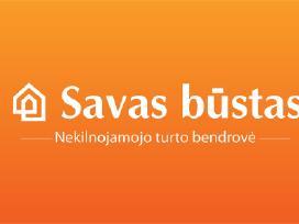 Skubiai ieško 1-2-3-4k buto Šiauliuose ir Vilniuje