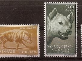 """Parduodu Ispanijos Sachara ženklus tema """"fauna"""" - nuotraukos Nr. 2"""