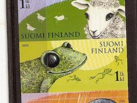 """Parduodu Suomijos ženklus tema """"fauna """" - nuotraukos Nr. 4"""