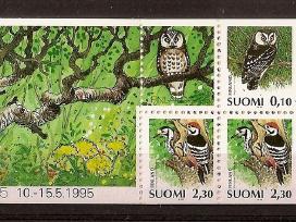 """Parduodu Suomijos ženklus tema """"fauna """" - nuotraukos Nr. 7"""