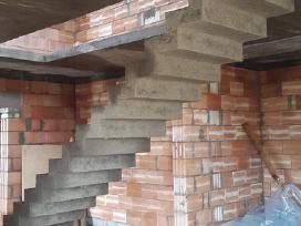 Laiptu betonavimas. Betoniniai laiptai - nuotraukos Nr. 5