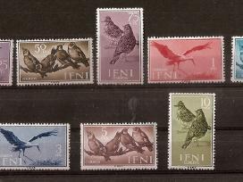 """Pard Ispanijos Ifni ir Rio Muni ženklus """"fauna"""" - nuotraukos Nr. 5"""