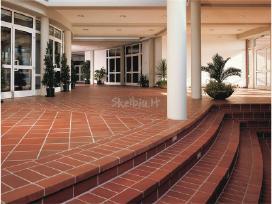 Klinkerio plytelės laiptams ir grindims - nuotraukos Nr. 5