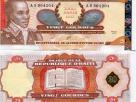 Haitis 20 Gourdes 2012m. P271a Unc