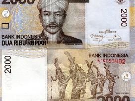 Indonezija 2000 Rupiju 2014m. P148 Unc