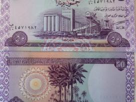 Irakas 50 Dinars 2003m. P90 Unc