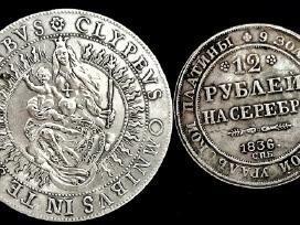 Parduodu monetas kopijas. - nuotraukos Nr. 5