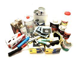 Ratų ir padangų remonto medžiagos ir įrankiai - nuotraukos Nr. 2