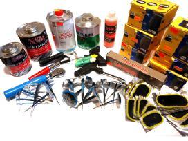 Ratų ir padangų remonto medžiagos ir įrankiai - nuotraukos Nr. 3